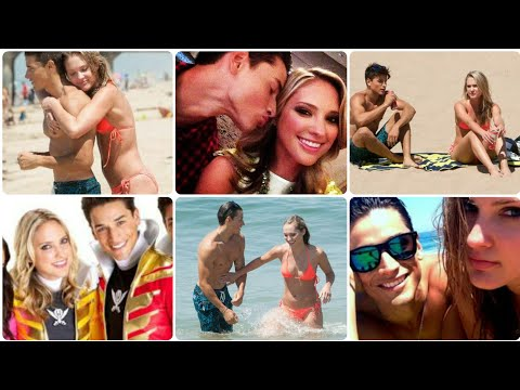 All Tria Moments - Troy And Gia / Andrew Gray And Ciara Hanna - Power Rangers