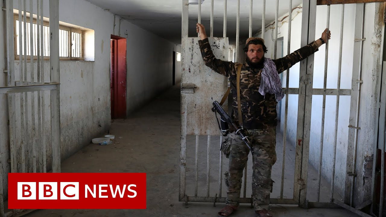 Download Life under Taliban rule one month on - BBC News