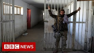 Life under Taliban rule one month on - BBC News Thumb