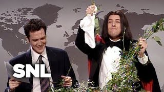 Weekend Update: Opera Man on Colin Ferguson, Demi Moore and Brad Pitt - SNL