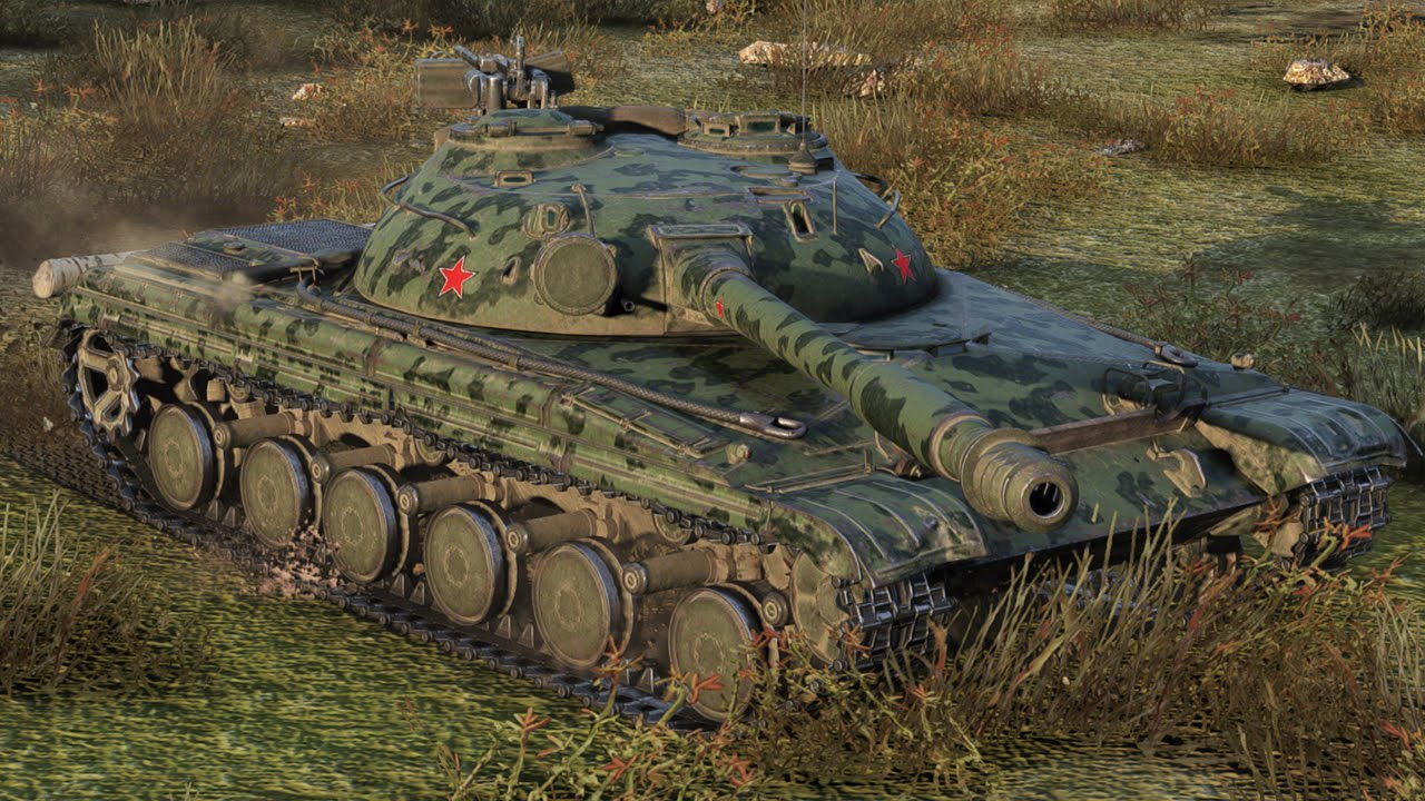 world of tanks object 430 - 4 kills 10,3k damage - youtube