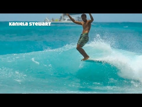 Kai Sallas | Kaniela Stewart | Queens Surf Break, Waikiki Beach