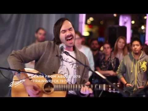 """Death From Above 1979: """"Trainwreck 1979"""" (Acoustic)"""