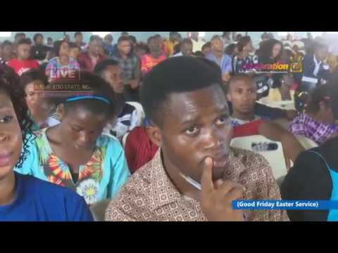 Good Friday Easter Service 2017  With Apostle Johnson Suleman