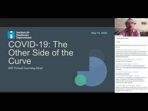 ihi-virtual-learning-hour-special-series:-covid-19:-the-other-side-of-the-curve