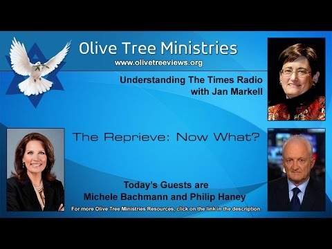 The Reprieve: Now What? – Michele Bachmann and Philip Haney