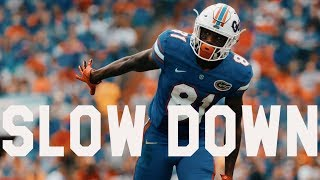 "Antonio Callaway ""Slow Down"" Florida Gators Highlights"