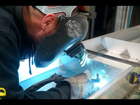 Kane McQuarrie Fabrications | Custom Stainless Fuel Tank