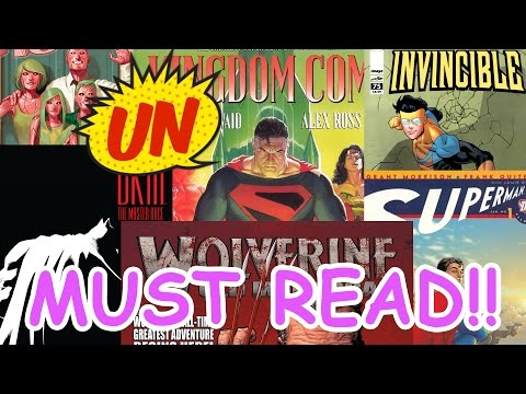 40 Comics You MUST Read Right Now (Unpopular Kids)