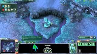 Shase vs Genecide - Game 1 - PolarfluKe: 101010