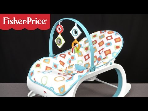 Infant-to-Toddler Rocker From Fisher-Price