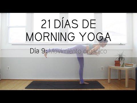 21 DÍAS DE MORNING YOGA | Día 9: movimiento orgánico | @arigadoryoga