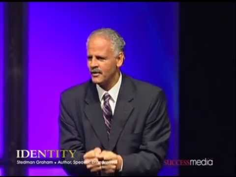 Stedman Graham Identity Leadership - YouTube