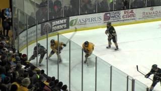 Michigan Tech vs. Northern Michigan - March 6, 2015
