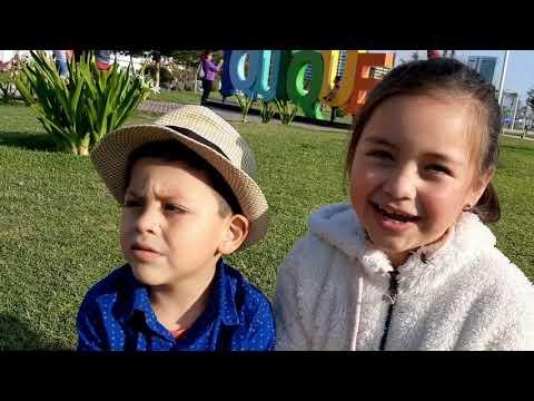 Video N°4: Feliz Cumpleaños Abuelita Marta Y Tía Cecilia Desde Iquique 2019