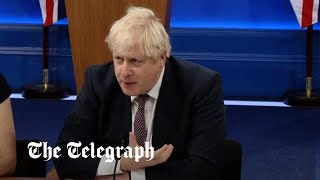 video: Boris Johnson: Recycling doesn't work – we need to use less plastic