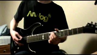 Cult of Luna - Owlwood (guitar cover)