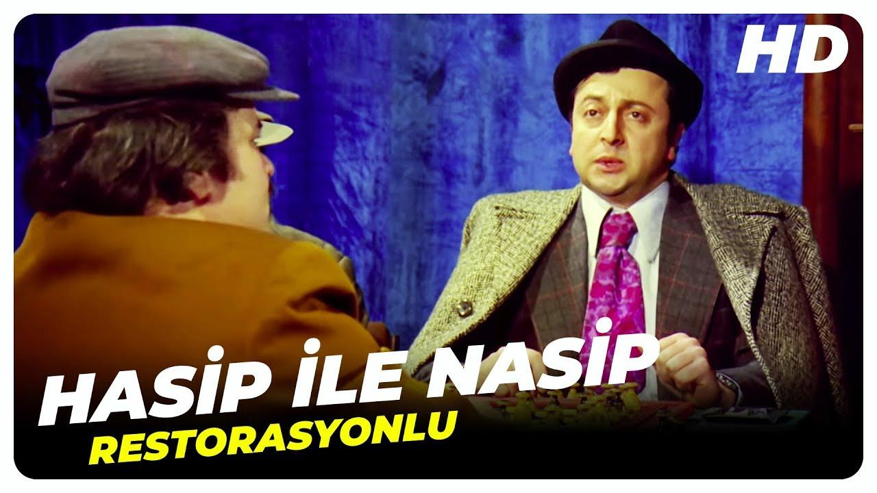 Hasip İle Nasip - Türk Filmi HD (Restorasyonlu)