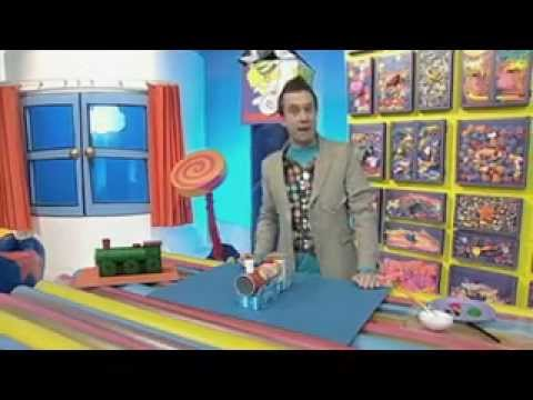 Mister Maker Locomotora Youtube