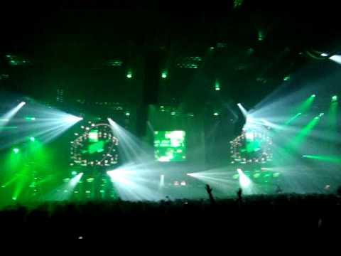 Hardbass 2010 - Team Green - Second Identity LIVE