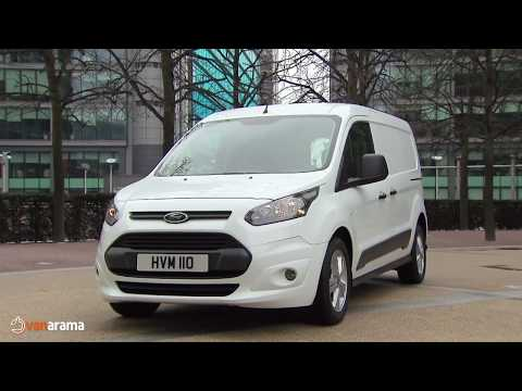 Ford Transit Connect 2019 Review