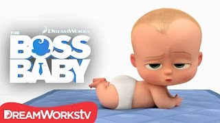 Boss Baby Talks Diapers | THE BOSS BABY