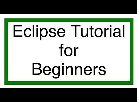 Eclipse IDE Tutorial #0: hqdefault