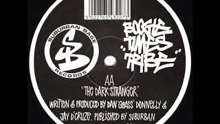 (((IEMN))) Boogie Times Tribe - The Dark Stranger - Suburban Base 1993 - Hardcore, Jungle, Darkside