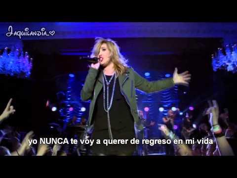 Really Don't Care (VEVO Presents: Live In London) Subtitulado Español