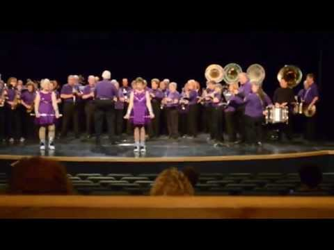 The Beat Goes On Marching Band: 2014 Oregon Adult Band Festival Highlights