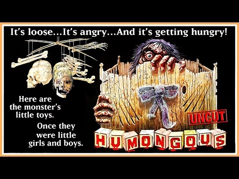 Humongous (1982) Trailer - Color / 1:13 mins