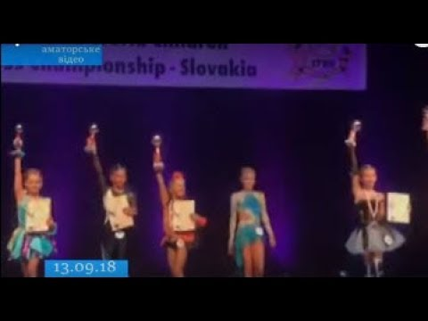 ТРК ВіККА: Черкаські фітнесистки вибороли світове чемпіонство для України