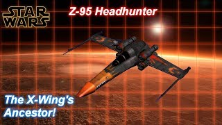 The Most Common Fighter in the Star Wars Galaxy! Animated Overview!