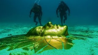 10 Underwater Discoveries That Cannot be Explained!