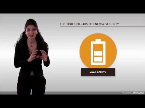 Energy geopolitics (Emanuela Colombo)