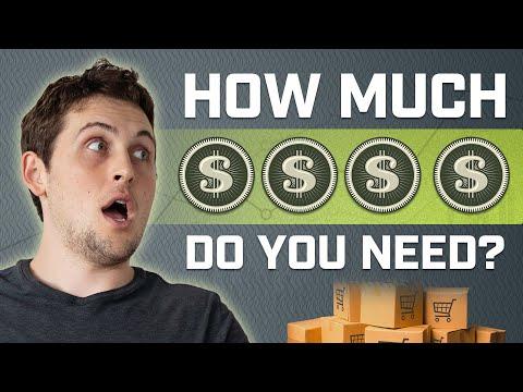 Amount of money REALLY NEEDED to Start an Amazon FBA Business