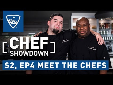 Chef Showdown | Season 2: Episode 4 Meet the Chefs | Topgolf