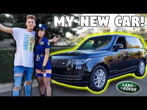 I Bought My FIRST CAR! *Got a SPEEDING TICKET!*