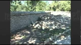 Спрян е строежа на паметника в Славяново