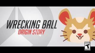 NEW HERO – NOW AVAILABLE Wrecking Ball Origin Story   Overwatch