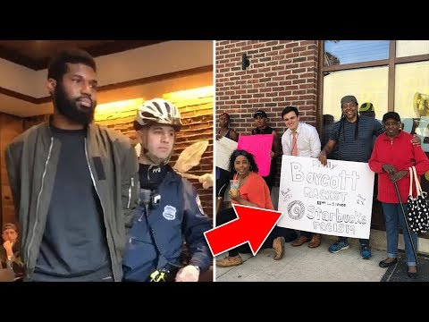 Black Men Escorted Out Of Starbucks By Police For Loitering, Liberals Get Incensed (REACTION)