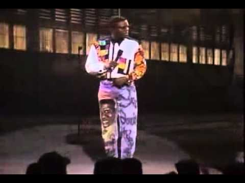 Bernie Mac Def Jam Stand Up Commedy Routine2 Youtube
