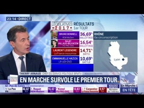 """Najat Vallaud-Belkacem: """"Rien n'est joué dans cette élection et je l'emporterai"""""""