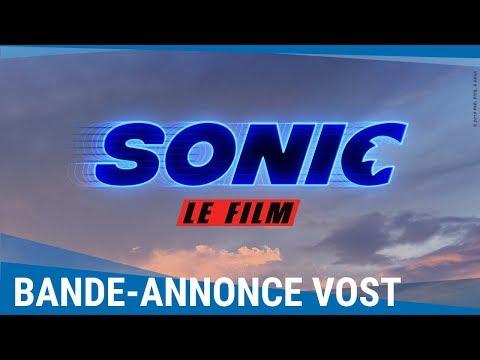 SONIC LE FILM - Bande-annonce VOST [Prochainement au cinéma]