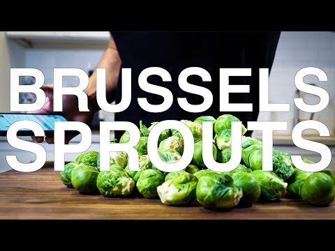 4 BRUSSELS SPROUT RECIPES BETTER THAN A RESTAURANT