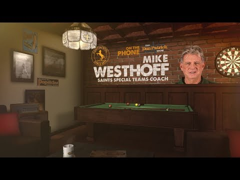 Saints ST Coach Mike Westhoff Talks New Kickoff Rules w/Dan Patrick | Full Interview | 5/23/18