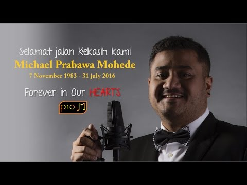Pergi Untuk Selamanya - Tribute To Mike Mohede - All Artist (Official Lyric Video)