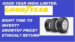 GOODYEAR  STOCK INVESTMENT