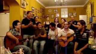 Coro Rociero Virgen de Fátima (La Mojonera). VERSION DE CALAITO