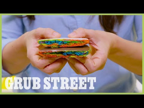 Teen vs. Food Critic: Taste-Testing a Rainbow Black-and-White Cookie